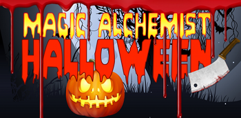 Magic Alchemist Halloween für iOS