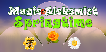 Magic Alchemist Springtime für iOS